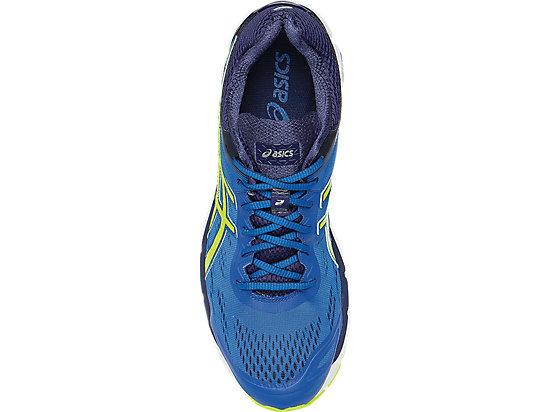 GEL-Pursue 2 Electric Blue/Flash Yellow/Navy 23