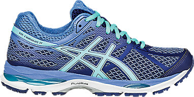 asics gel cumulus 17 test
