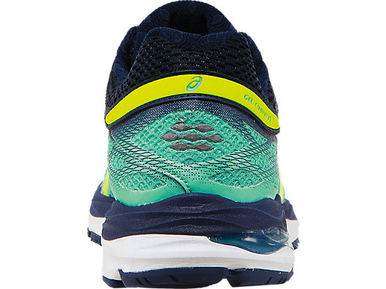 GEL-Cumulus 17 (2A) Aqua Mint/Flash Yellow/Navy 27