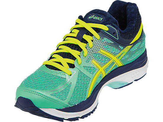 GEL-Cumulus 17 (2A) Aqua Mint/Flash Yellow/Navy 11