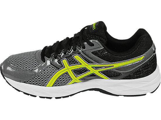 GEL-Contend 3 Carbon/Flash Yellow/Black 15