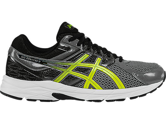 GEL-Contend 3 Carbon/Flash Yellow/Black 3