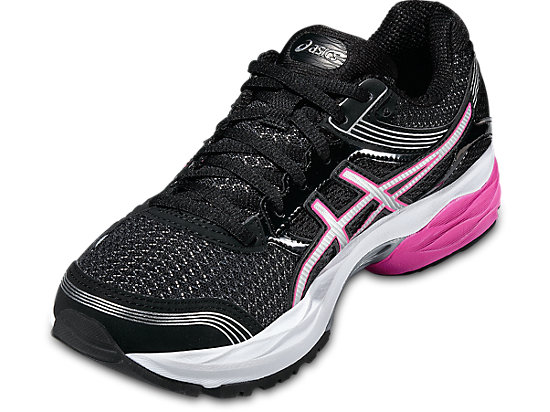 GEL-PULSE 7 BLACK/POP/KNOCKOUT PINK 7