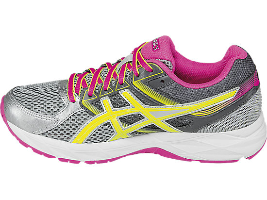 GEL-Contend 3 Steel Grey/Safety Yellow/Hot Pink 11