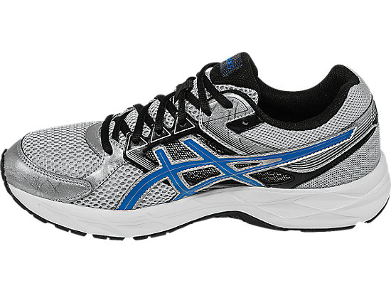 GEL-Contend 3 (4E) Silver/Electric Blue/Black 15