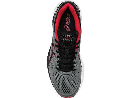 GEL-Fortitude 7 Midgrey/Black/Red 23