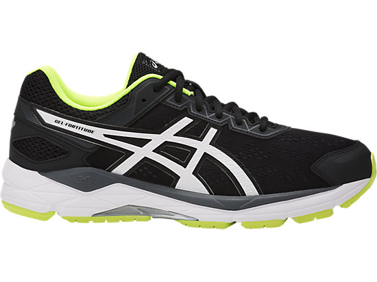 GEL-FORTITUDE 7, Black/White/Safety Yellow