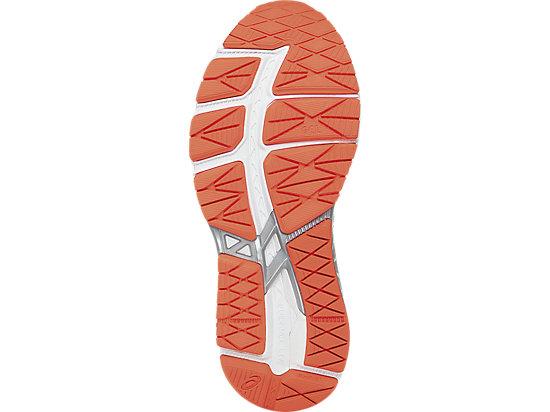 GEL-Fortitude 7 Silver/Fiery Coral/Aqua Mint 15