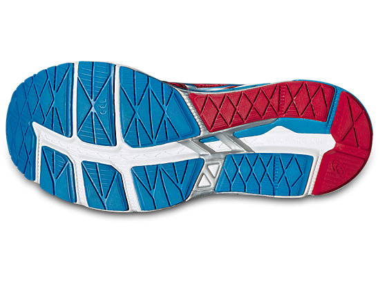 GEL-FOUNDATION 12 RACING RED/METHYL BLUE/BLACK 15