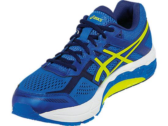 GEL-Foundation 12 Electric Blue/Flash Yellow/Indigo Blue 11
