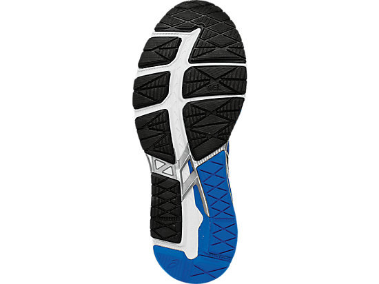 GEL-Foundation 12 (4E) Carbon/Electric Blue/Black 19