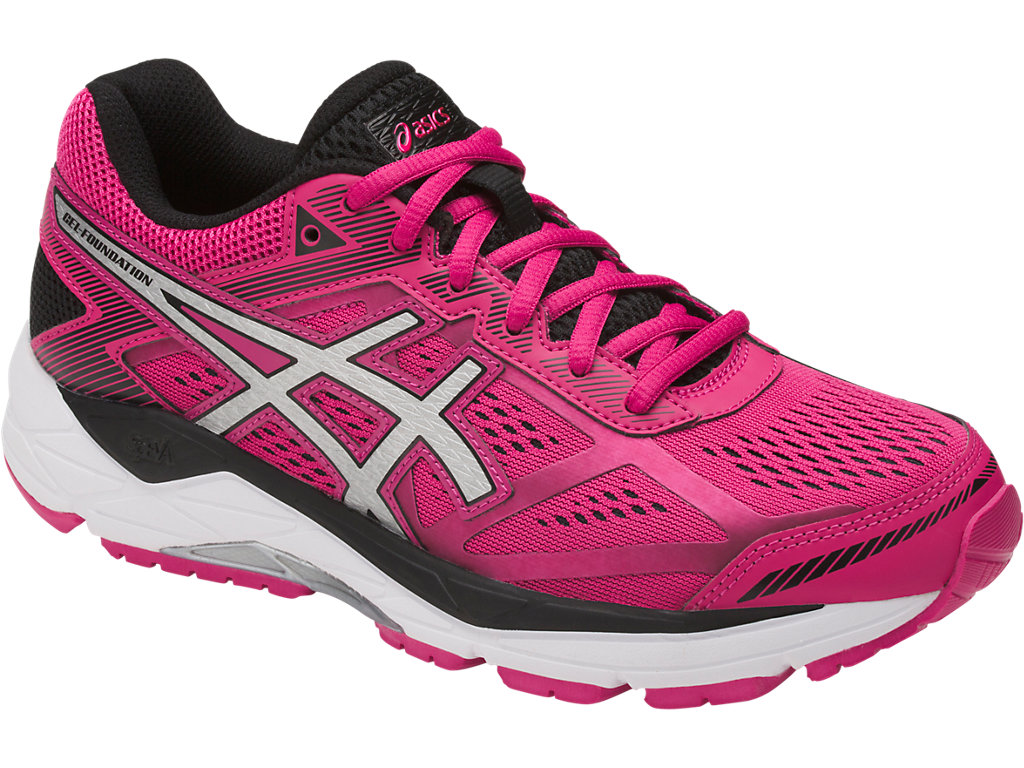 1e8a9de46eb ASICS GEL FOUNDATION 12 D(WIDE) WOMENS RUNNING T5H6N.1793