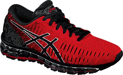 GEL-Quantum 360 True Red/Black/White 3 FR
