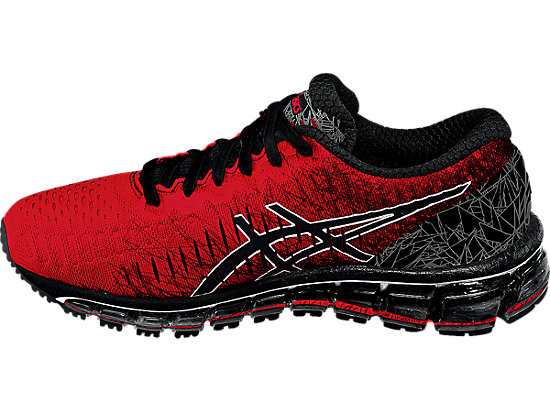 GEL-Quantum 360 True Red/Black/White 7
