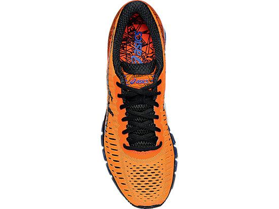 GEL-Quantum 360 Hot Orange/Black/Blue 23