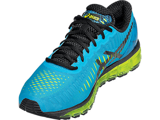 GEL-Quantum 360 Turquoise/Black/Flash Yellow 11