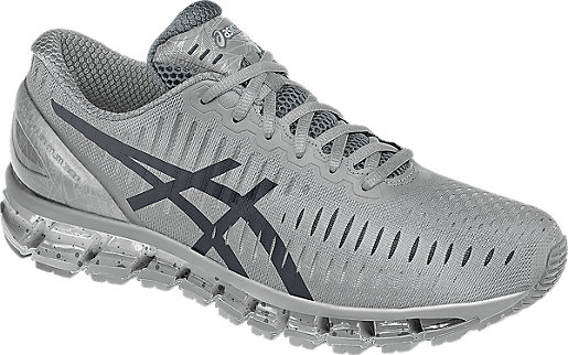 Asics Gel Quantum 360 Running Shoes Grey Silver T5J1N9695
