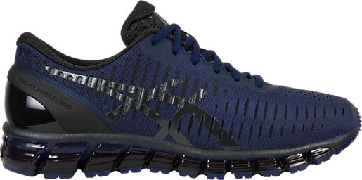 GEL-Quantum 360 Medieval Blue/Black/Navy 3 RT