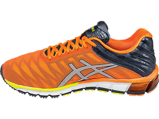 GEL-Quantum 180 Hot Orange/Silver/Dark Slate 7