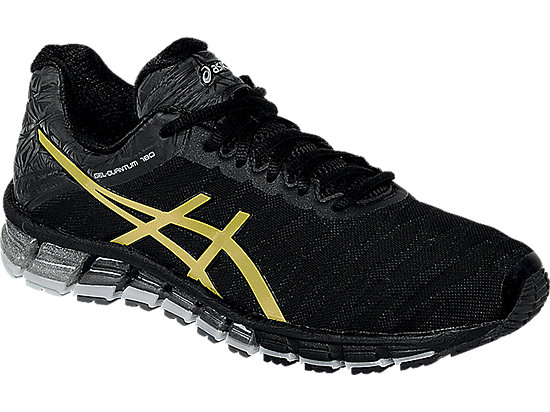 GEL-Quantum 180 Black/Gold/Silver 7