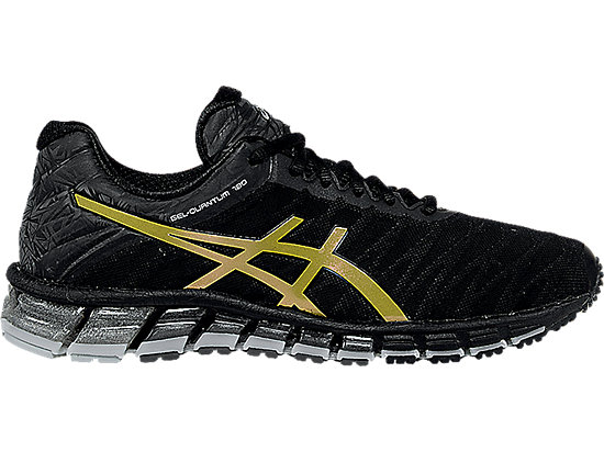 GEL-Quantum 180 Black/Gold/Silver 3