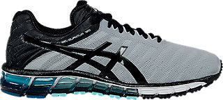 ASICSGEL-QUANTUM 180 3 - Neutral running shoes - black