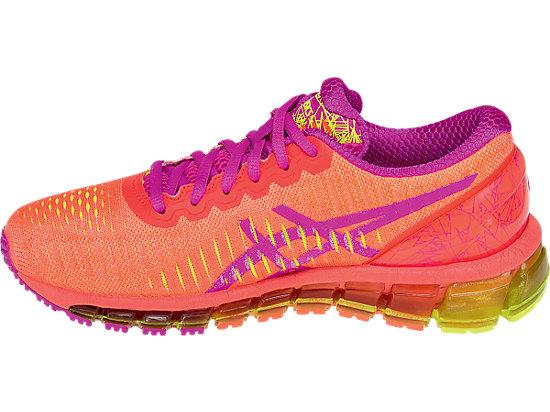 GEL-Quantum 360 Flash Coral/Pink Glow/Flash Yellow 15