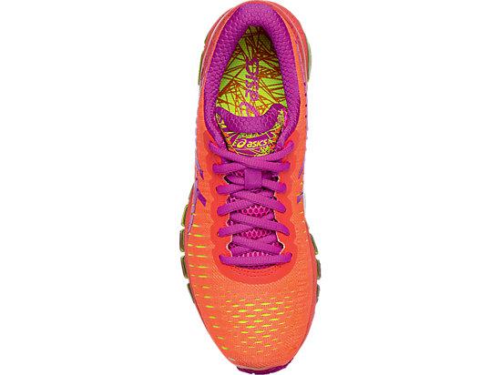 GEL-Quantum 360 Flash Coral/Pink Glow/Flash Yellow 23