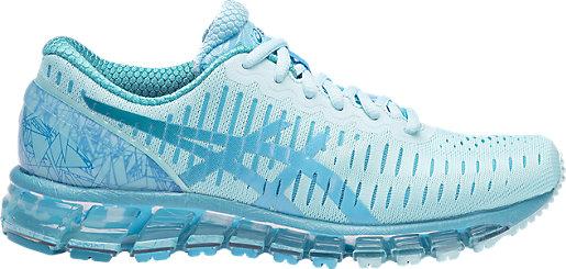 Asics Gel-Quantum 360 Turquoise Aqua Running Shoes Womens