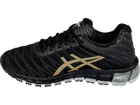 GEL-Quantum 180 Black/Gold/Silver 15