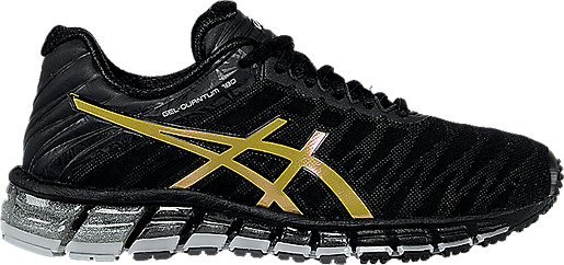 GEL-Quantum 180 Black/Gold/Silver 3 RT