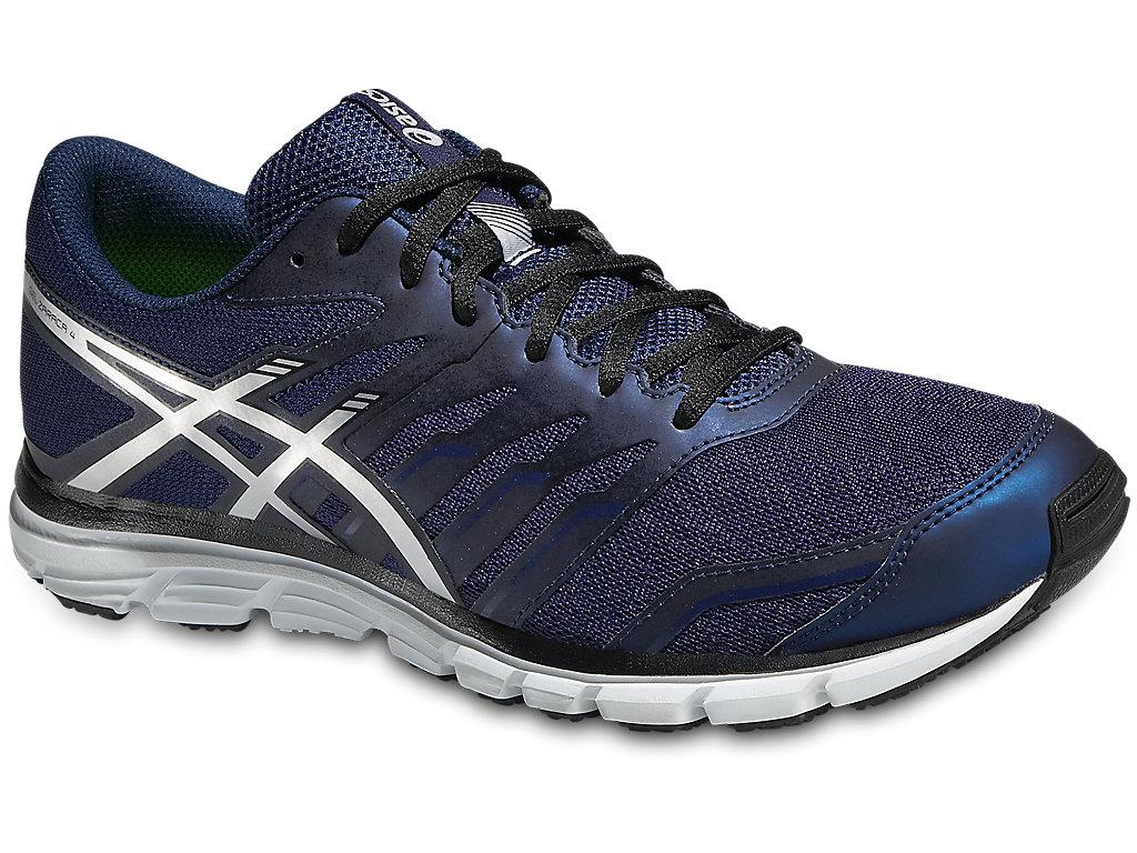 Newest Asics Lady Gel Zaraca 4 Black Womens Sport Shoes Outlet UK1011