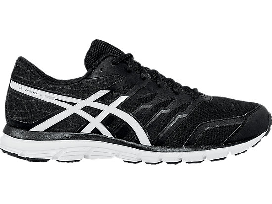 GEL-Zaraca 4 Black/White/Silver 3