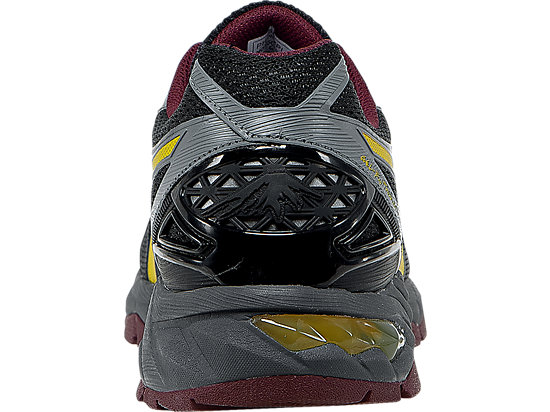GEL-FujiTrabuco 4 Neutral Black/Spectra Yellow/Royal Burgundy 27