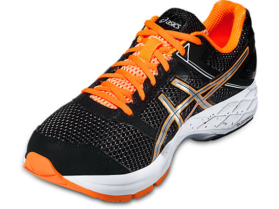 GEL-PHOENIX 7 BLACK/SILVER/HOT ORANGE 7