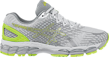 la meilleure attitude b7f70 8d9da GEL-Nimbus 17 LITE-SHOW | MEN | Flash Yellow/Silver/Black ...