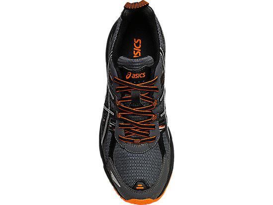 GEL-Venture 5 Carbon/Black/Hot Orange 23