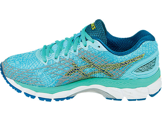 GEL-Nimbus 17 LITE-SHOW Aqua Splash/Silver/Flash Yellow 7