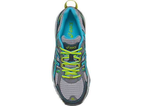 GEL-Venture 5 Silver Grey/Turquoise/Lime Punch 23