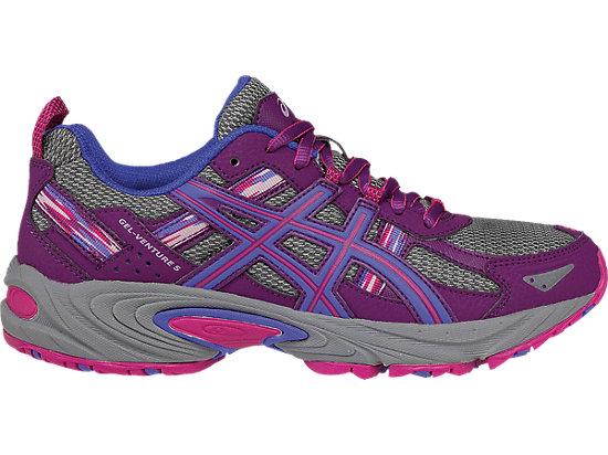 GEL-Venture 5 Phlox/Sport Pink/Aluminum 3
