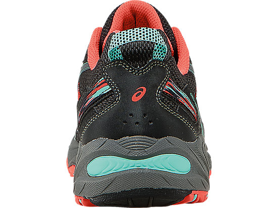GEL-Venture 5 Black/Aqua Mint/Flash Coral 27