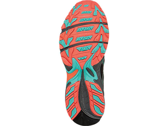 GEL-Venture 5 Black/Aqua Mint/Flash Coral 19