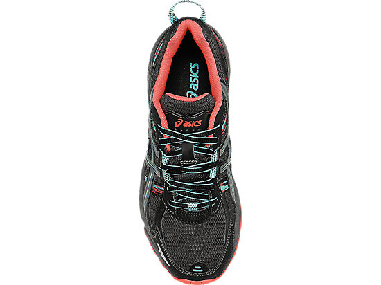 GEL-Venture 5 Black/Aqua Mint/Flash Coral 23