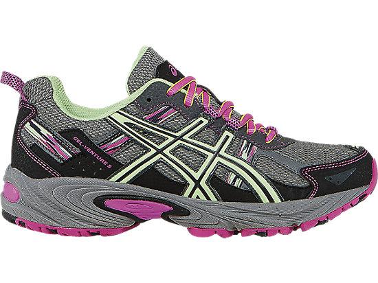 GEL-Venture 5 Titanium/Pistachio/Pink Glow 3