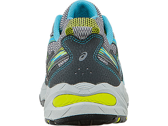 GEL-Venture 5 (D) Silver Grey/Turquoise/Lime Punch 27