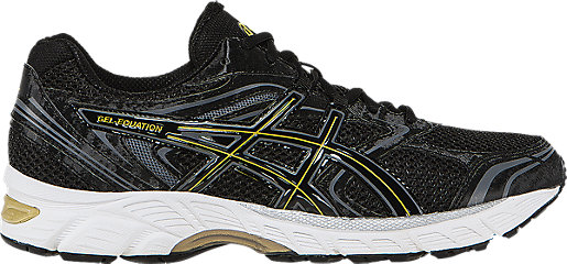 GEL-Equation 8 Black/Gold/Castlerock 3 RT