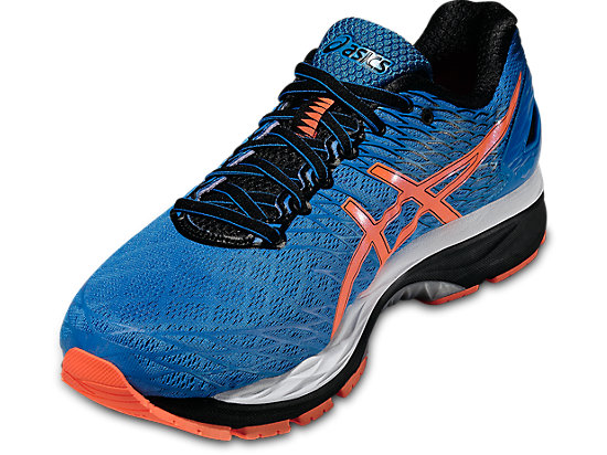 GEL-NIMBUS 18 ELECTRIC BLUE/HOT ORANGE/BLACK 7