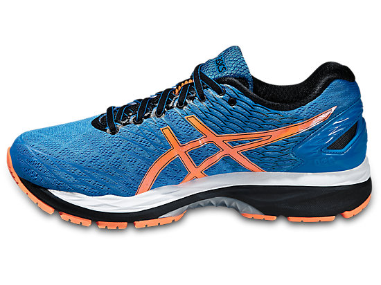 GEL-NIMBUS 18 ELECTRIC BLUE/HOT ORANGE/BLACK 11