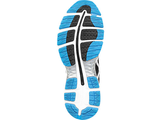 GEL-Nimbus 18 Black/White/Island Blue 19