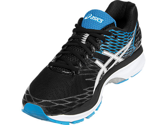 GEL-Nimbus 18 Black/White/Island Blue 11